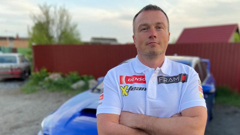 Юрий Хомицкий   X-Team: Subaru